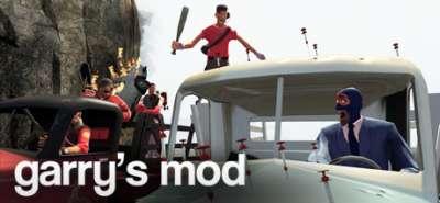Garrys Mod Gameserver mieten