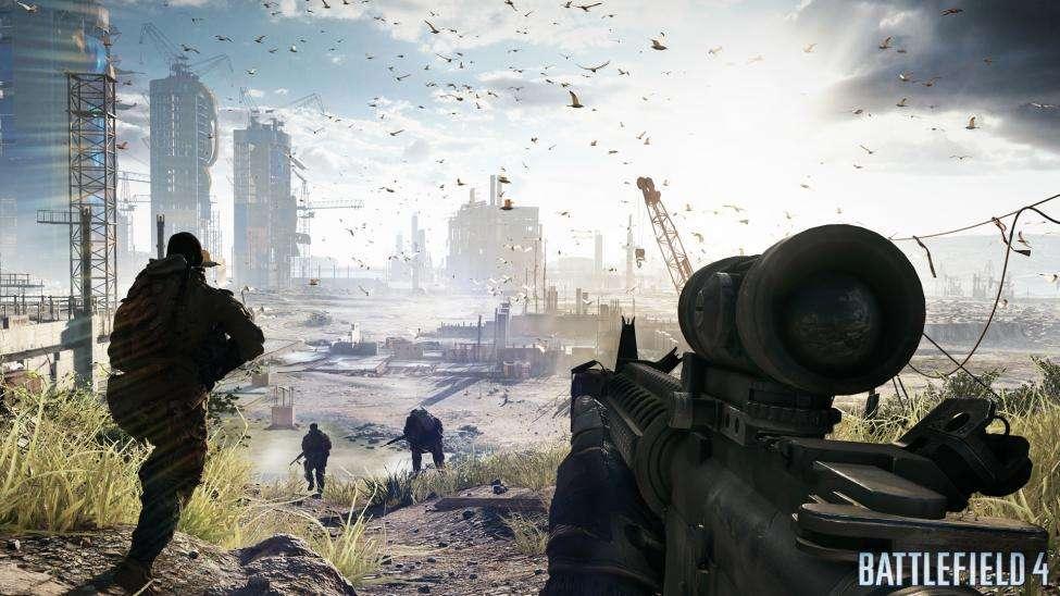 Battlefield 4 Server günstig mieten