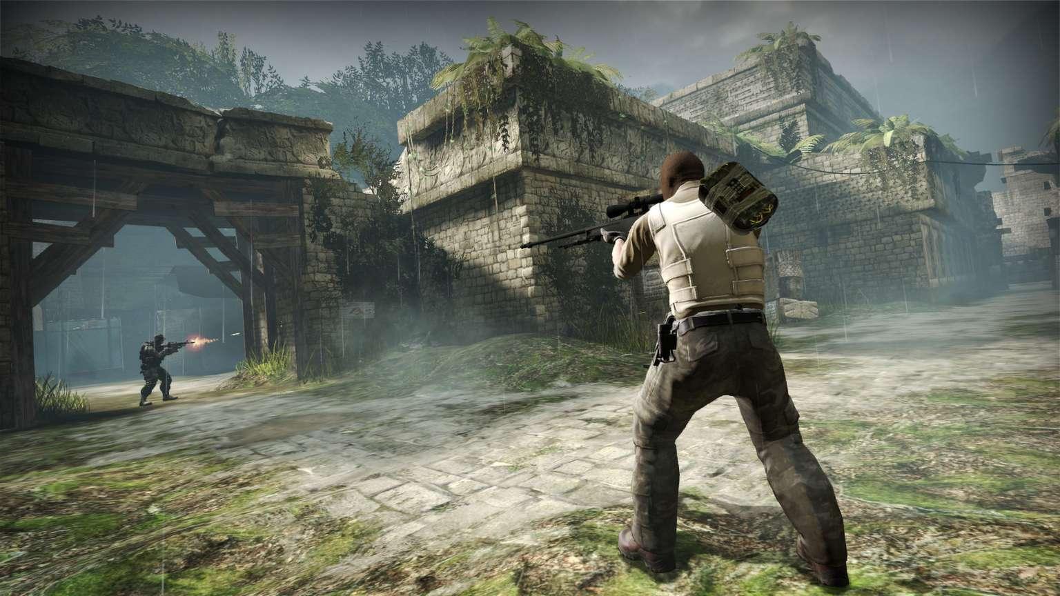Counter-Strike de_aztec