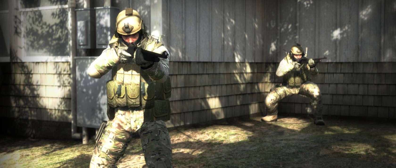 Counter-Strike Gameserver