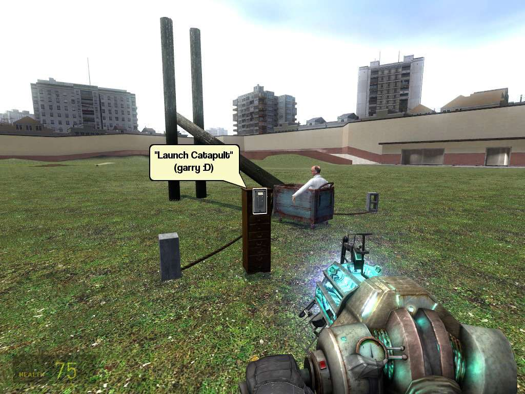 Garrys Mod Gameserver
