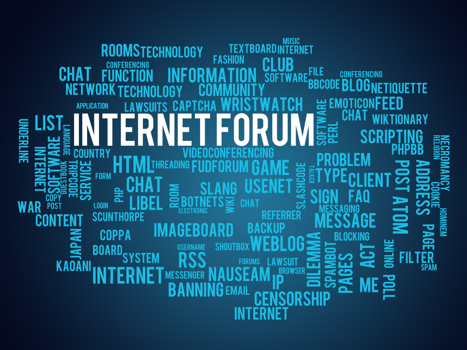 Internet Forum Hosting