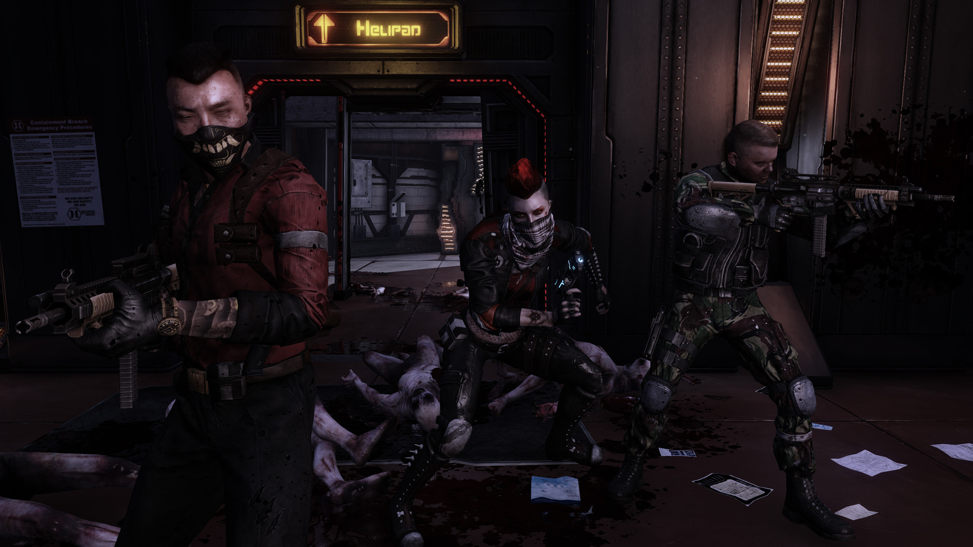 Killing Floor 2 Punks