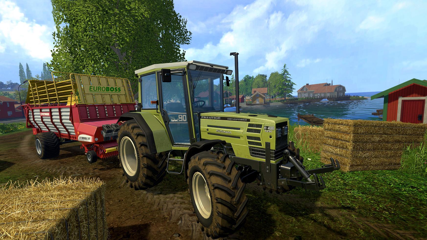 farming simulator 15 server
