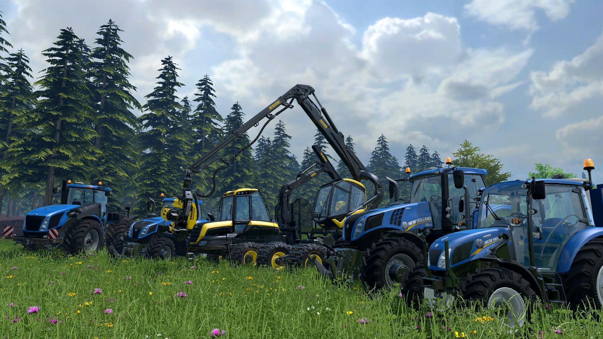 farming simulator 2015 gameserver