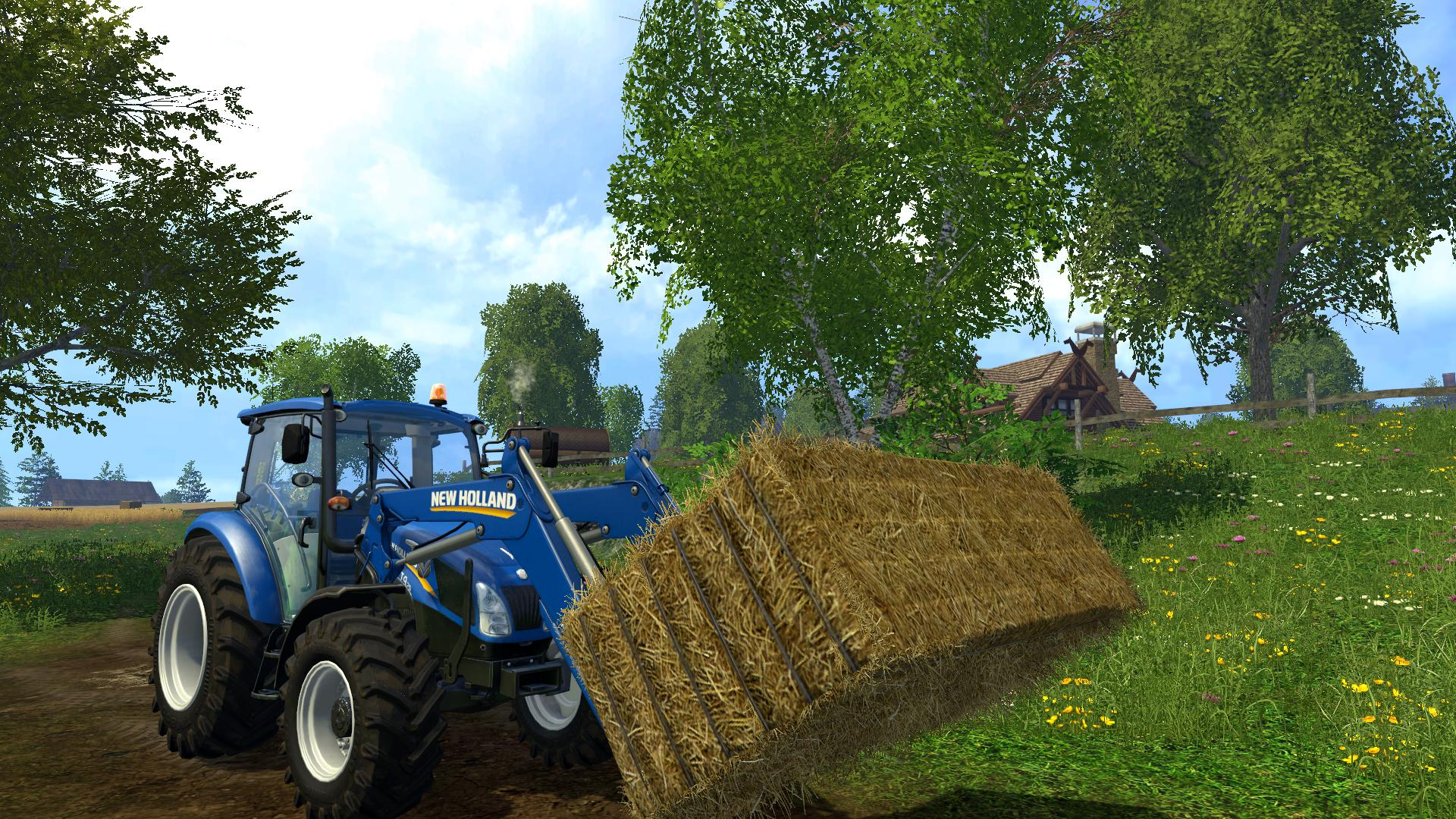 farming simulator traktor