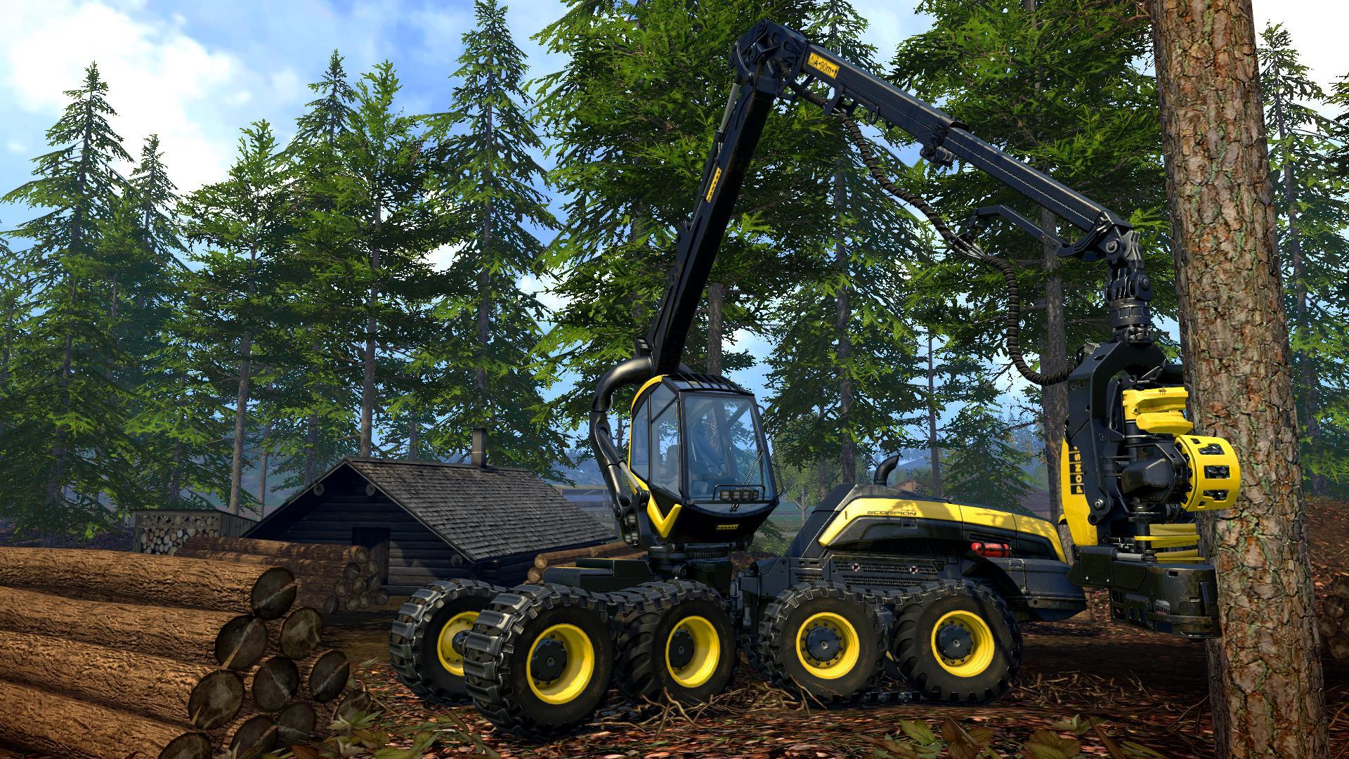 landwirtschafts simulator holz gameserver